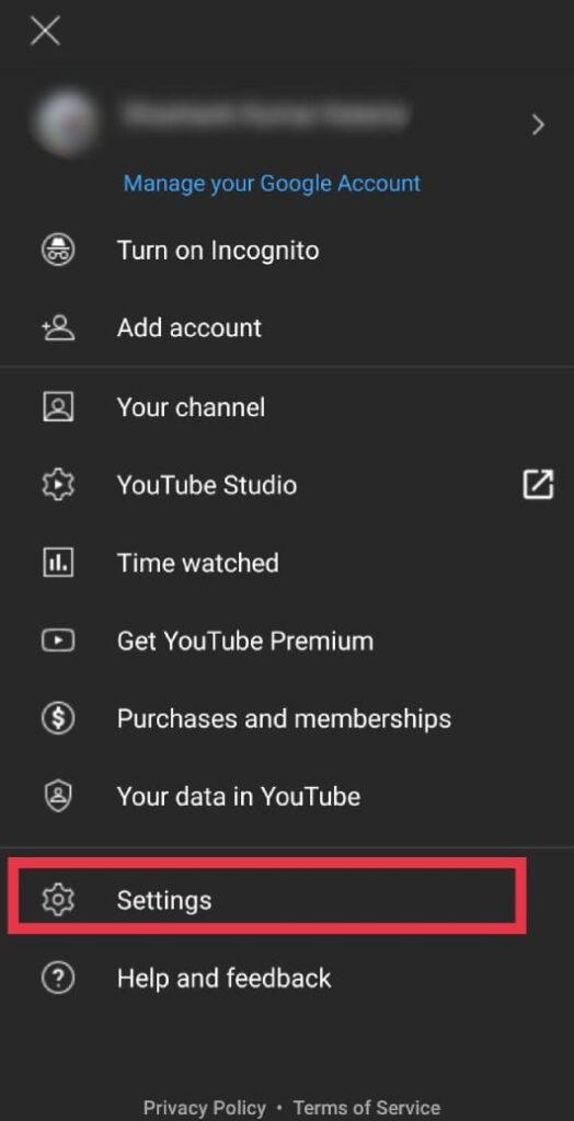 YouTube Auto play